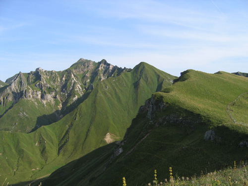 Massif sancy sancy